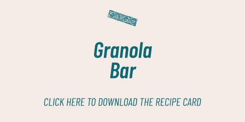 Click here to get the Kaldi's Coffee Granola Bar recipe