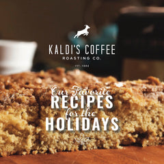 Holiday Recipe Guide from Kaldi's Coffee