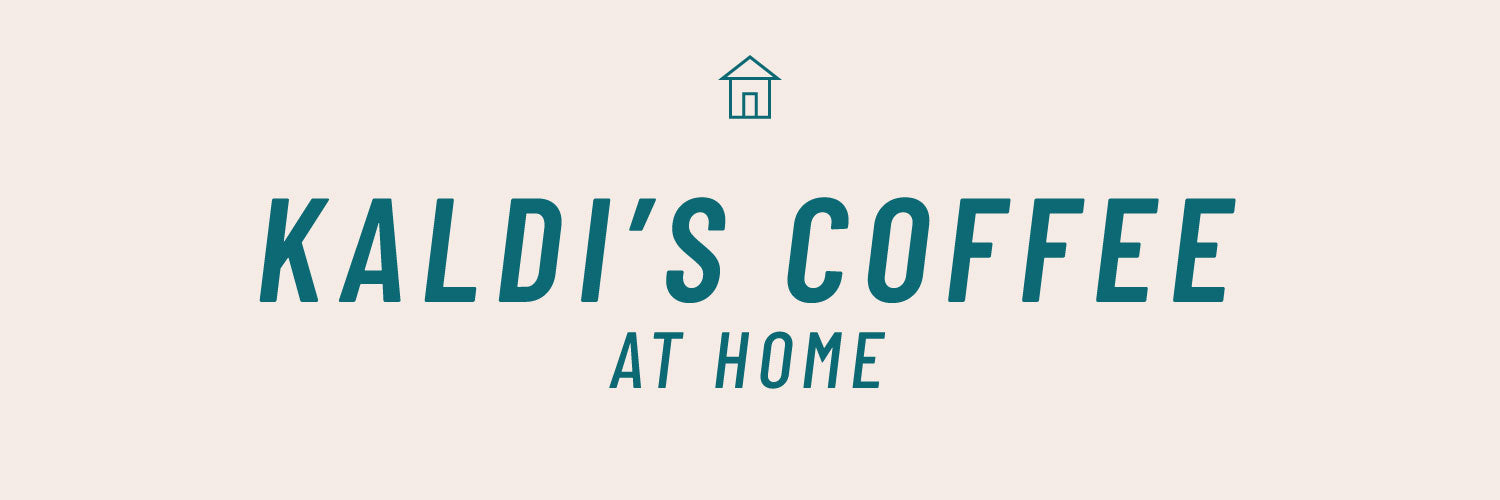 Kaldi's Coffee At Home Page