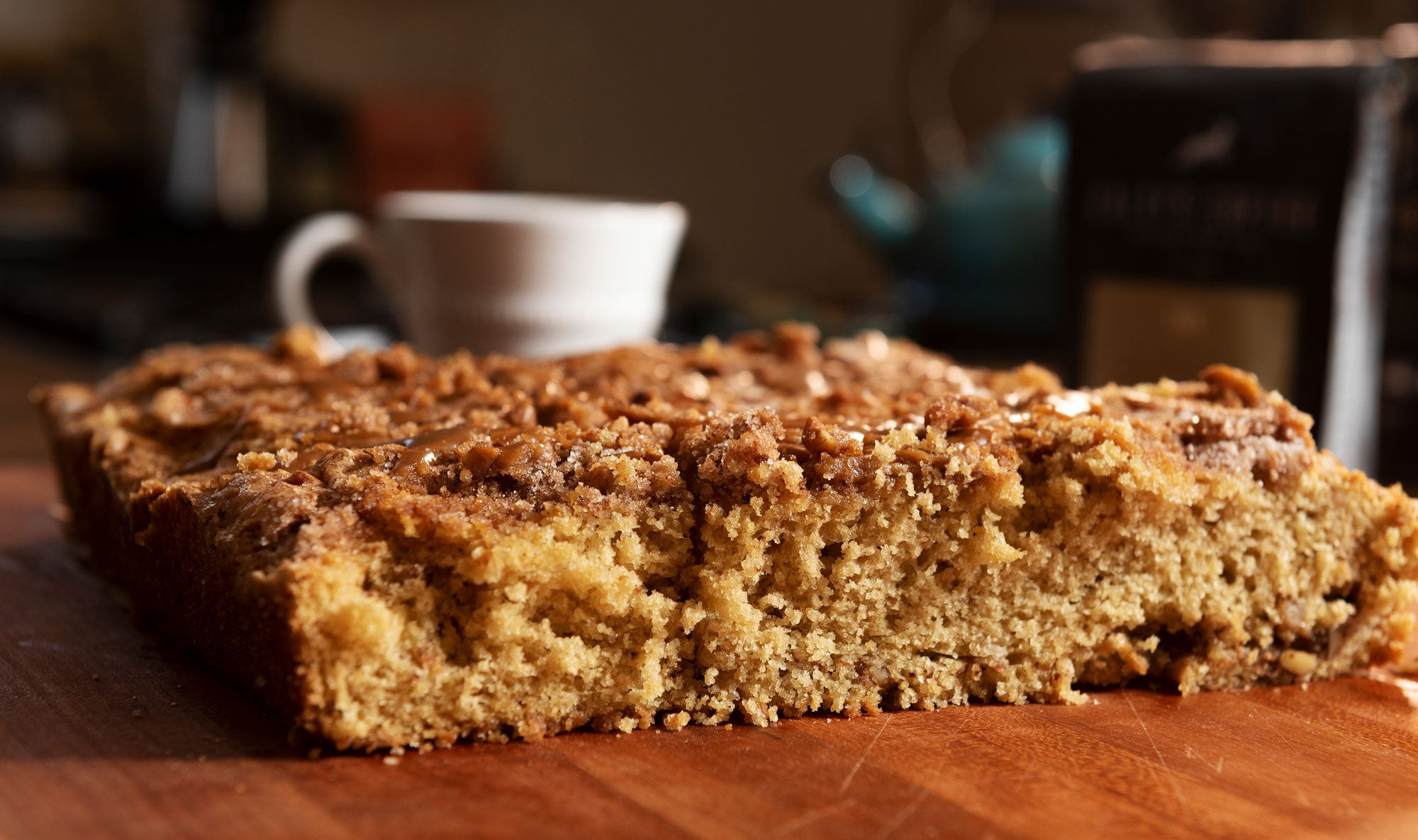 Kaldi's Coffee Cake Recipe | Specialty Coffee Cake with Coffee!