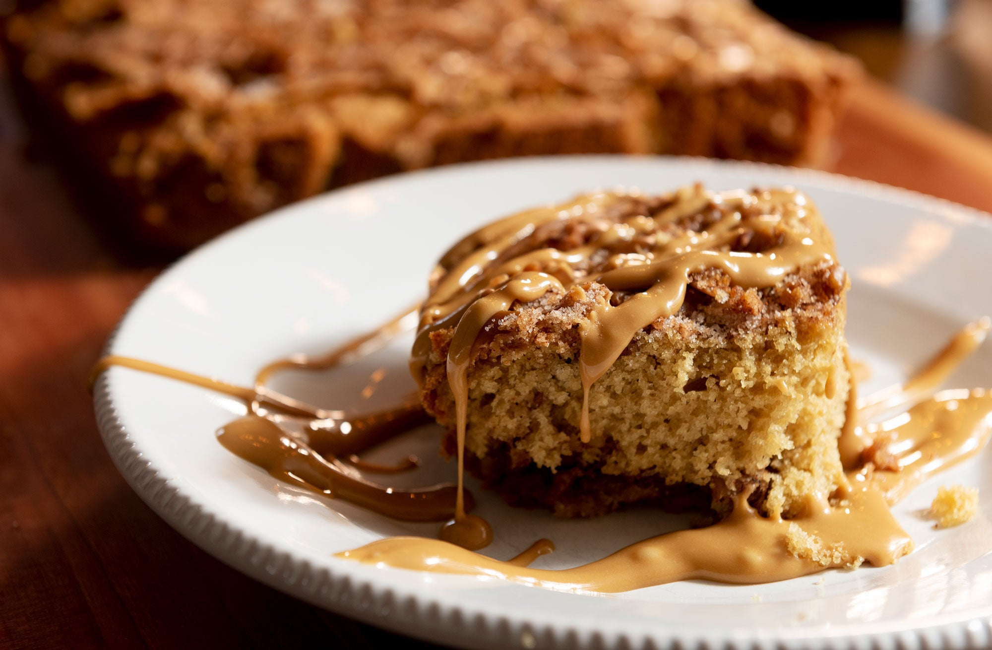 Kaldi's Coffee Specialty Coffee Cake