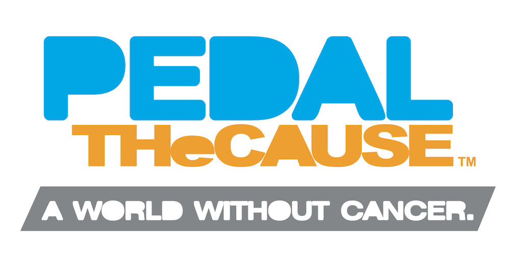 Pedal the Cause World Without Cancer main logo