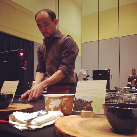 United States Coffee Competition - Kansas City February 2016