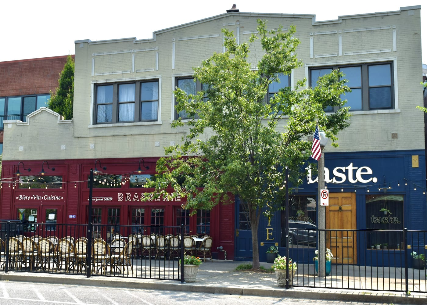 Taste and Brasserie in the Central West End