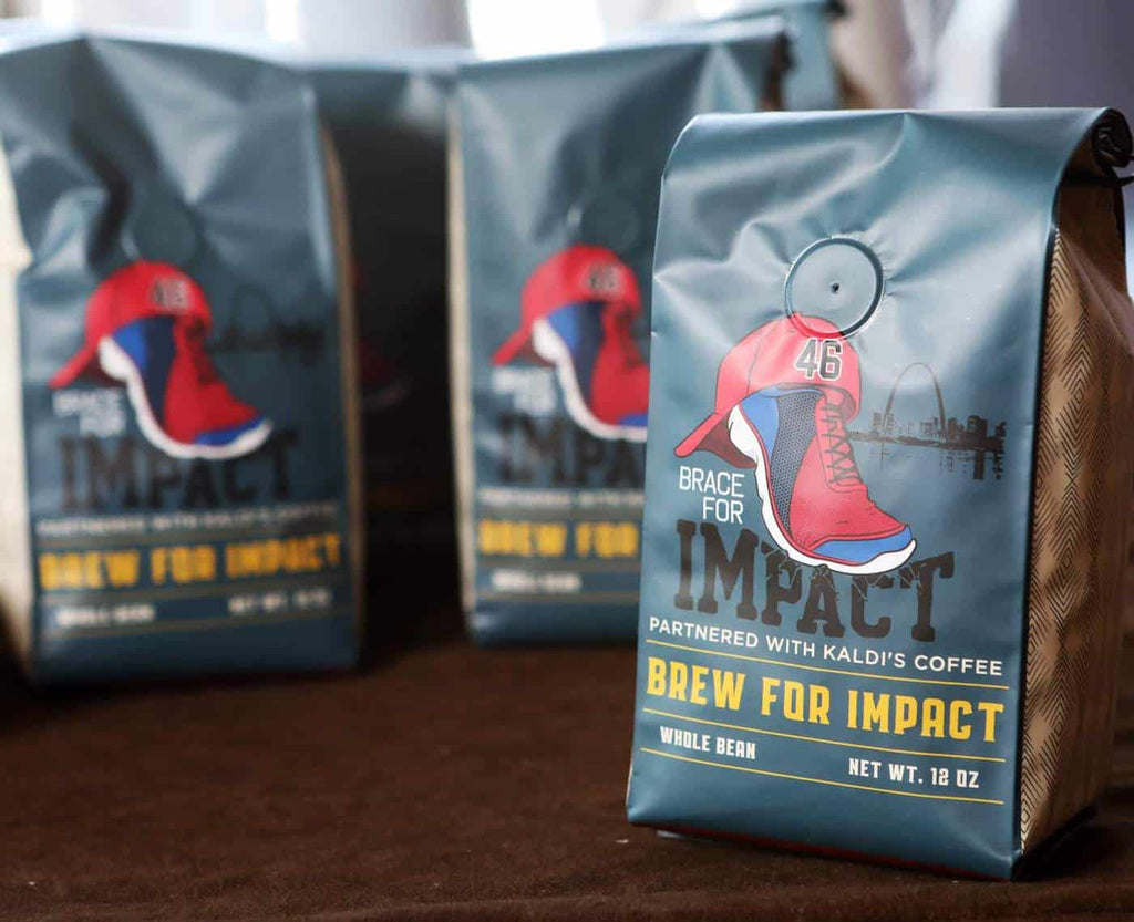 Brew for Impact 12oz Bags