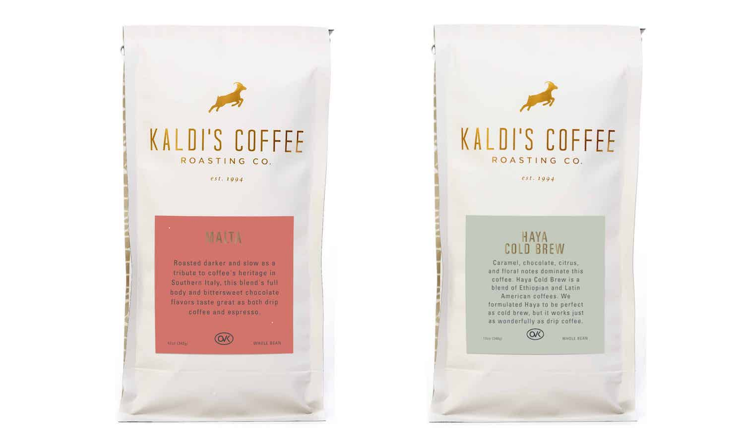 Cafe Malta and Haya Cold Brew 12oz Bags