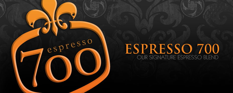 Espresso 700 Logo from around 2005