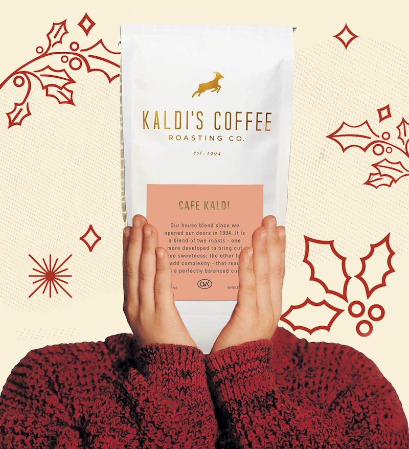 Buy More Save More December 2020 on coffee, coffee gifts, and more