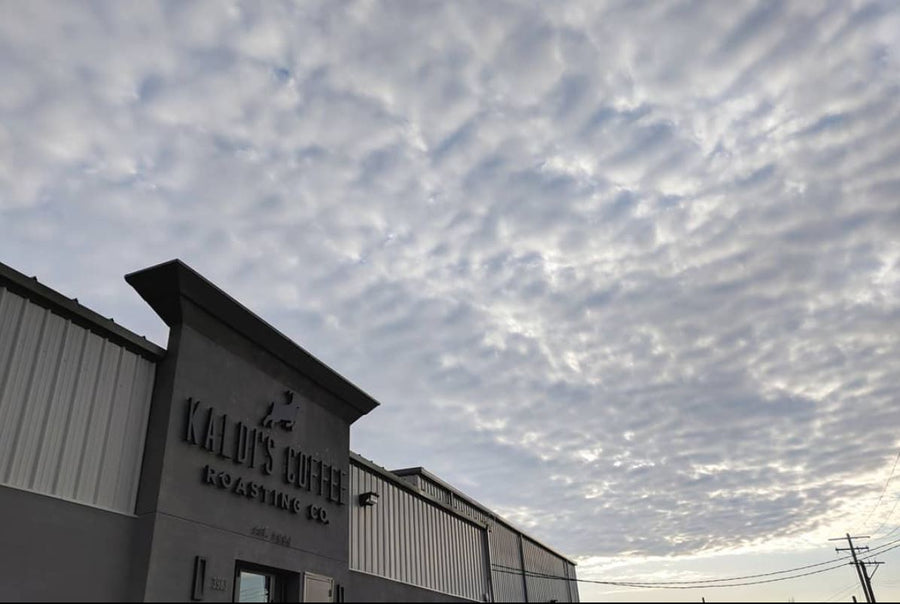 Kaldi's Coffee is a specialty coffee roaster based in St