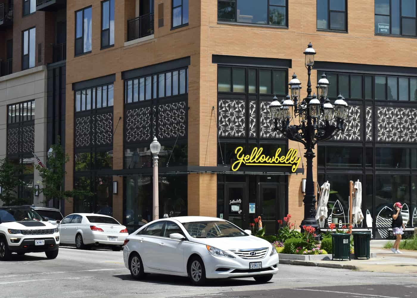 The exterior of Yellowbelly STL