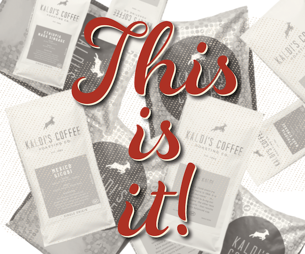 Deck The Halls With Bags of Coffee | Final Coffee Sale of 2020!