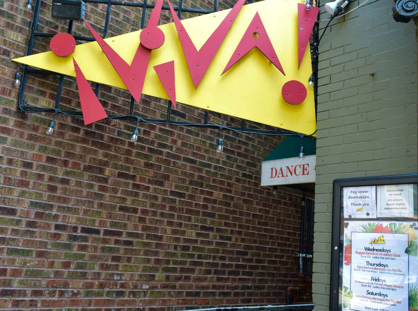 Viva in the Central West End in St. Louis, MO