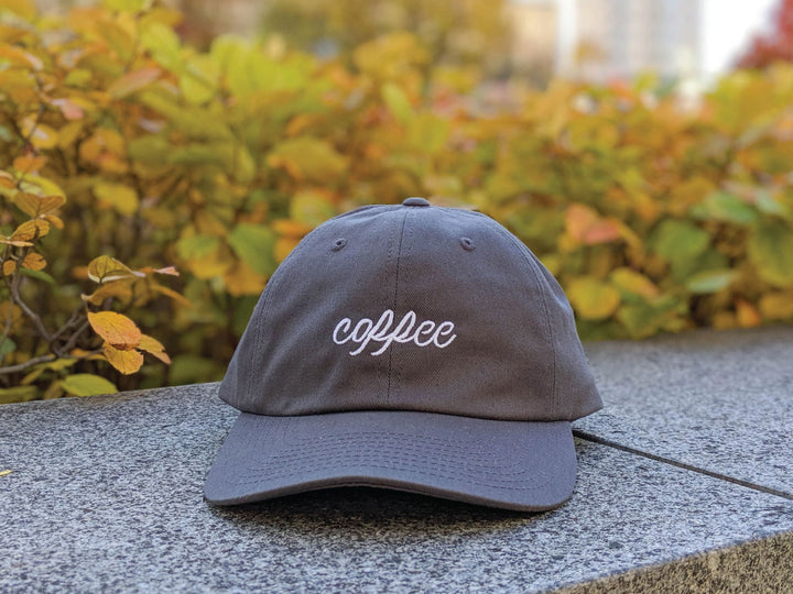 Coffee Stitch Cap