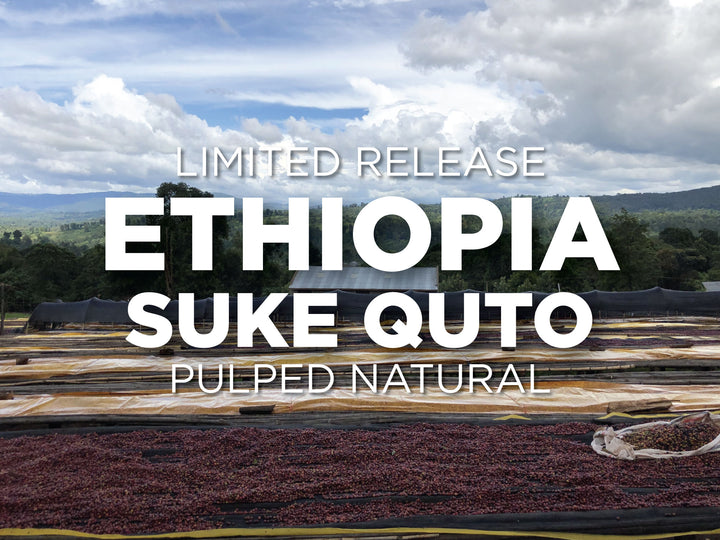 Ethiopia Suke Quto Pulped Natural