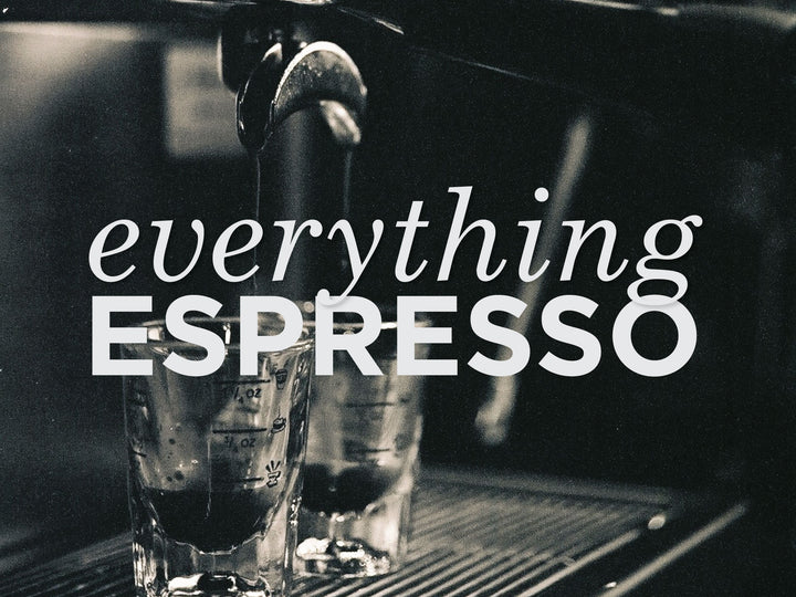 Everything Espresso