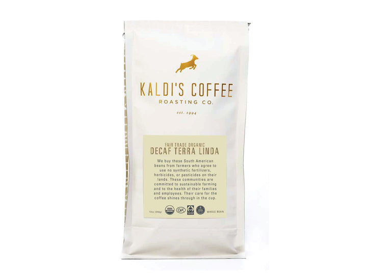 Decaf Fair Trade Organic Terra Linda