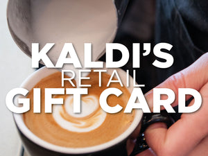 Gift Cards (redeemable only in our cafes)