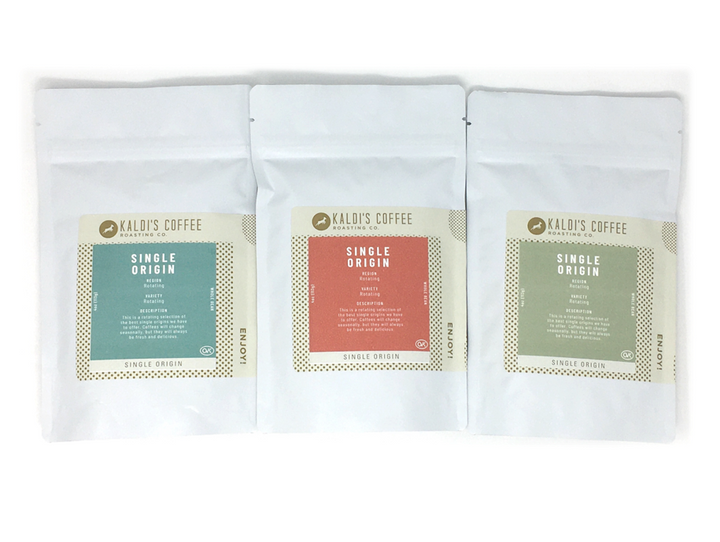 Single Origin Sampler Box