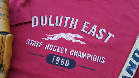 1960 Duluth East Greyhounds