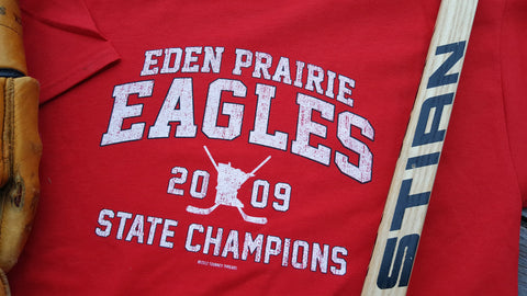 2009 Eden Prairie Eagles State Hockey Champions