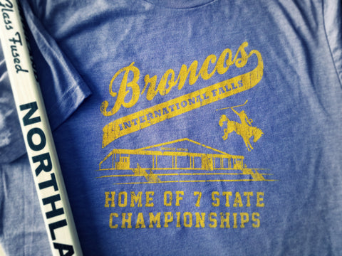 International Falls Bronco Arena State Champions