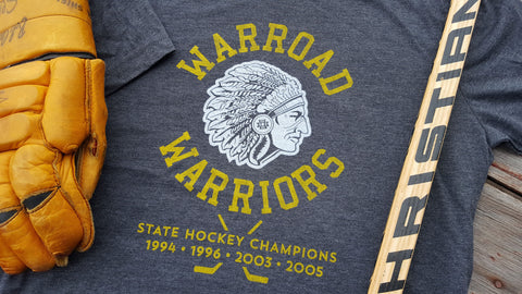 Warroad Warriors State Hockey Champs