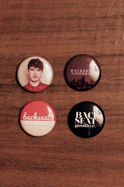BG Pin Pack
