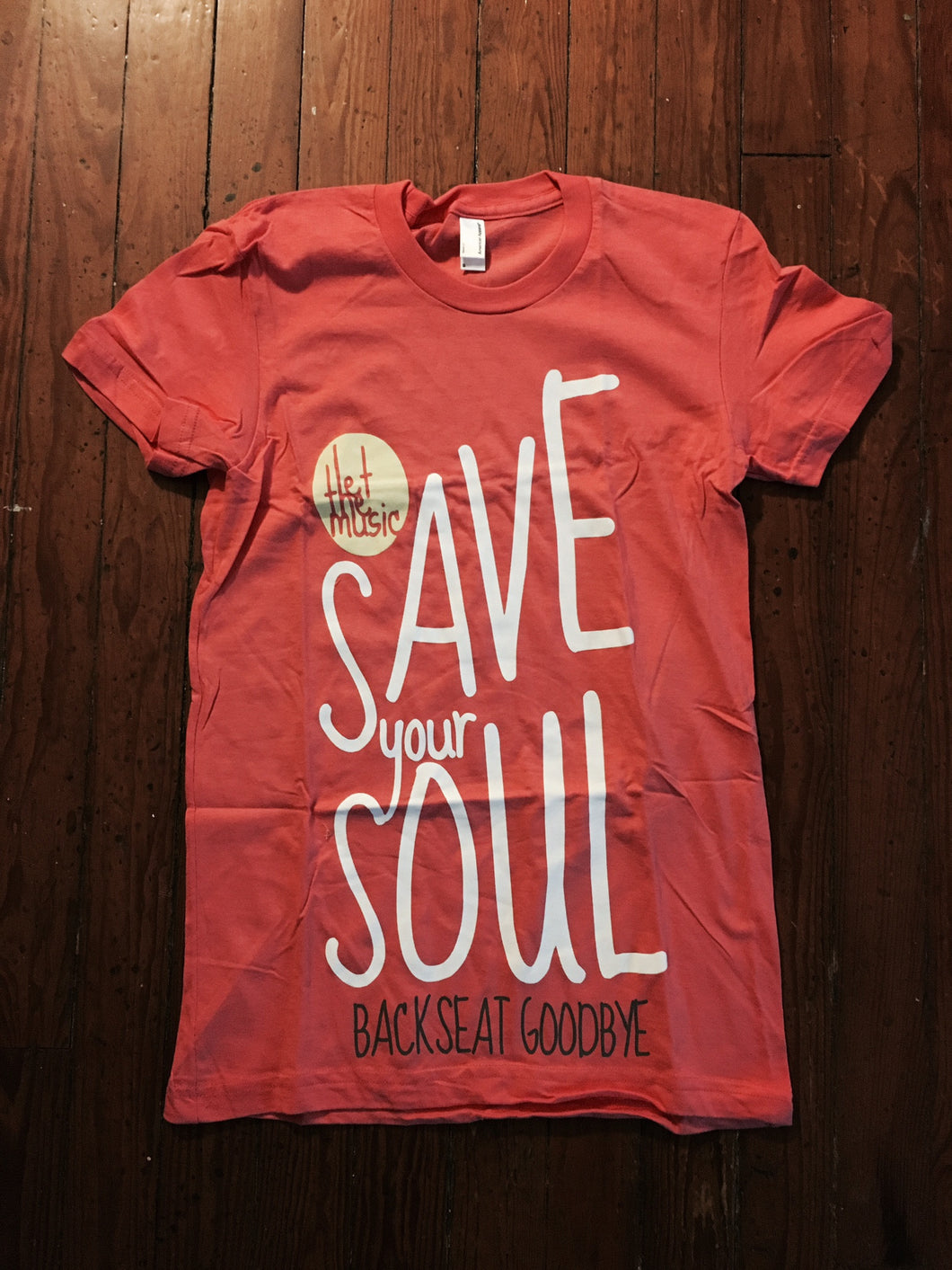 Save Your Soul Shirt