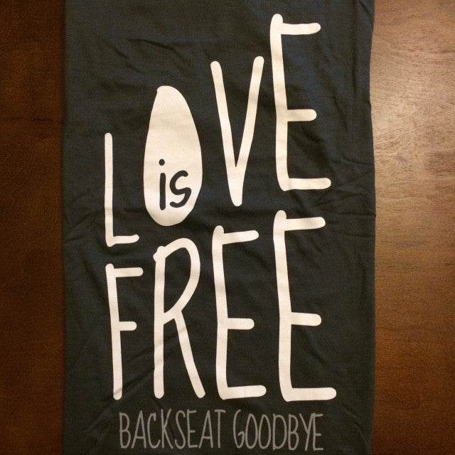 Love Is Free Shirt