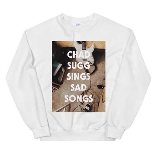 Sings Sad Songs Sweatshirt