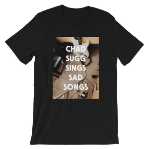 Sings Sad Songs Tee (Black)