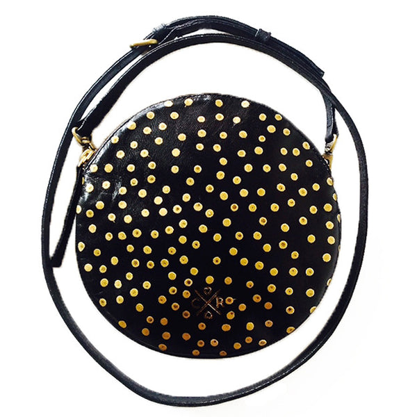 TINA DISCO - Polka Dot & Black