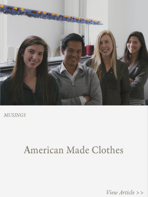 American Made Clothing