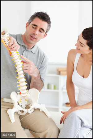 Chiropractor versus Physical Therapy