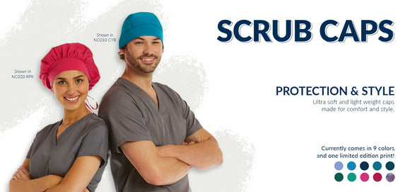 Scrub Cap Collection by Maevn