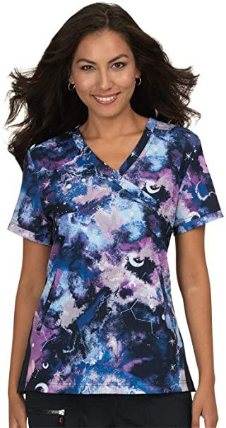koi Lite Lucky Top - Galaxy Burst XS-3XL