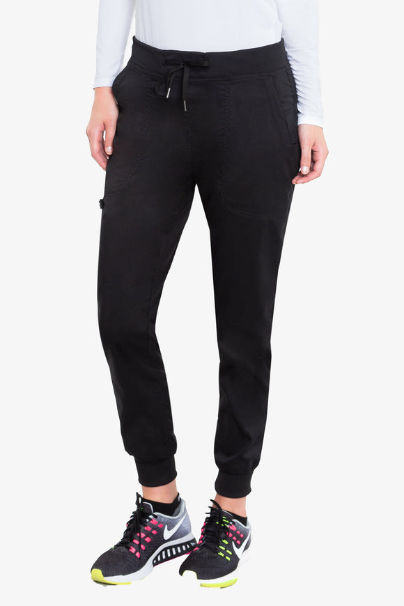 Med Couture Jogger Yoga Scrubs Pants (Tall)