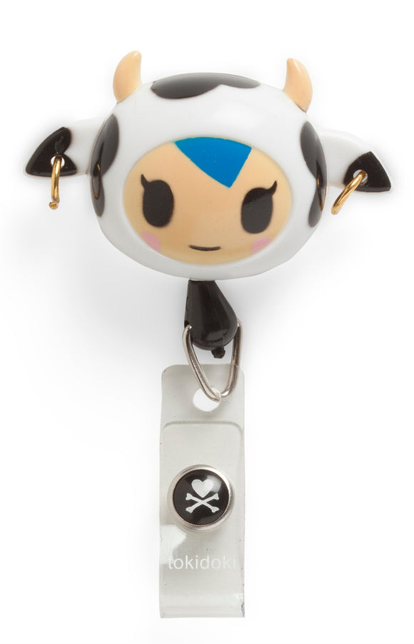 koi tokidoki Mozzarella Retractable Badge Reel