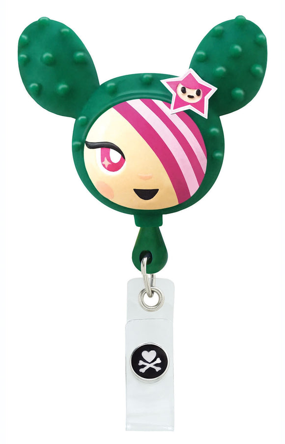 koi tokidoki Sandy Retractable Badge Reel
