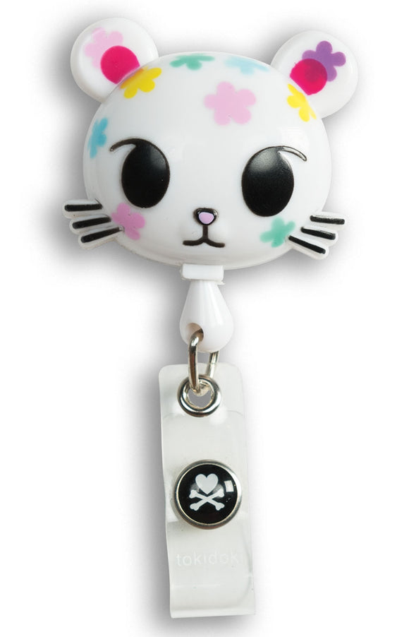 koi tokidoki Palette Retractable Badge Reel