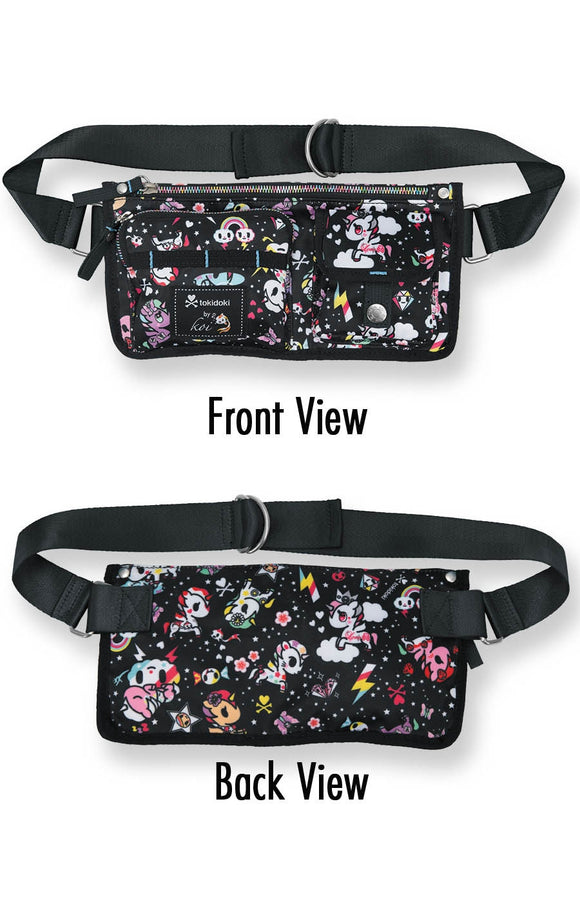 koi Printed Belt Bag - tokidoki
