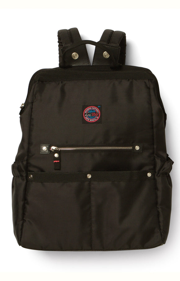 koi Black Medical Backpack
