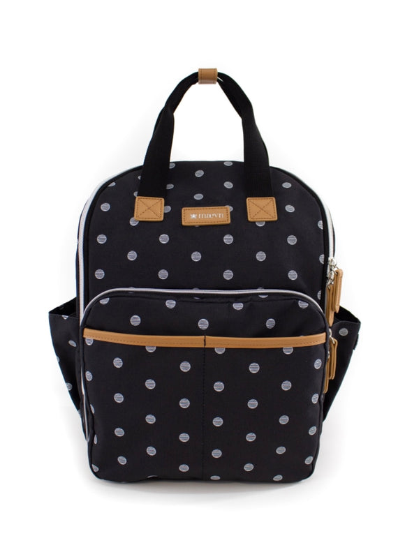 ReadyGO Clinical BackPack Mini - Coal Dot by Maevn