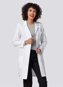 "36"" WOMEN'S SLIM-FIT LAB COAT BY ADAR SIZE 6-24"