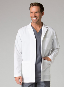 Men's Consultation Lab Coat by Maevn