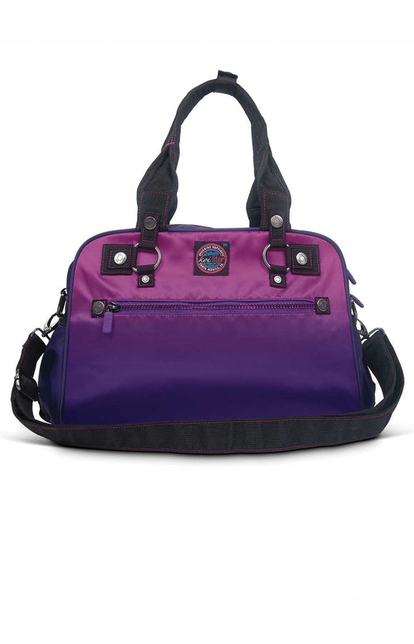 koi Mulberry/Grape Ombre Utility Bag