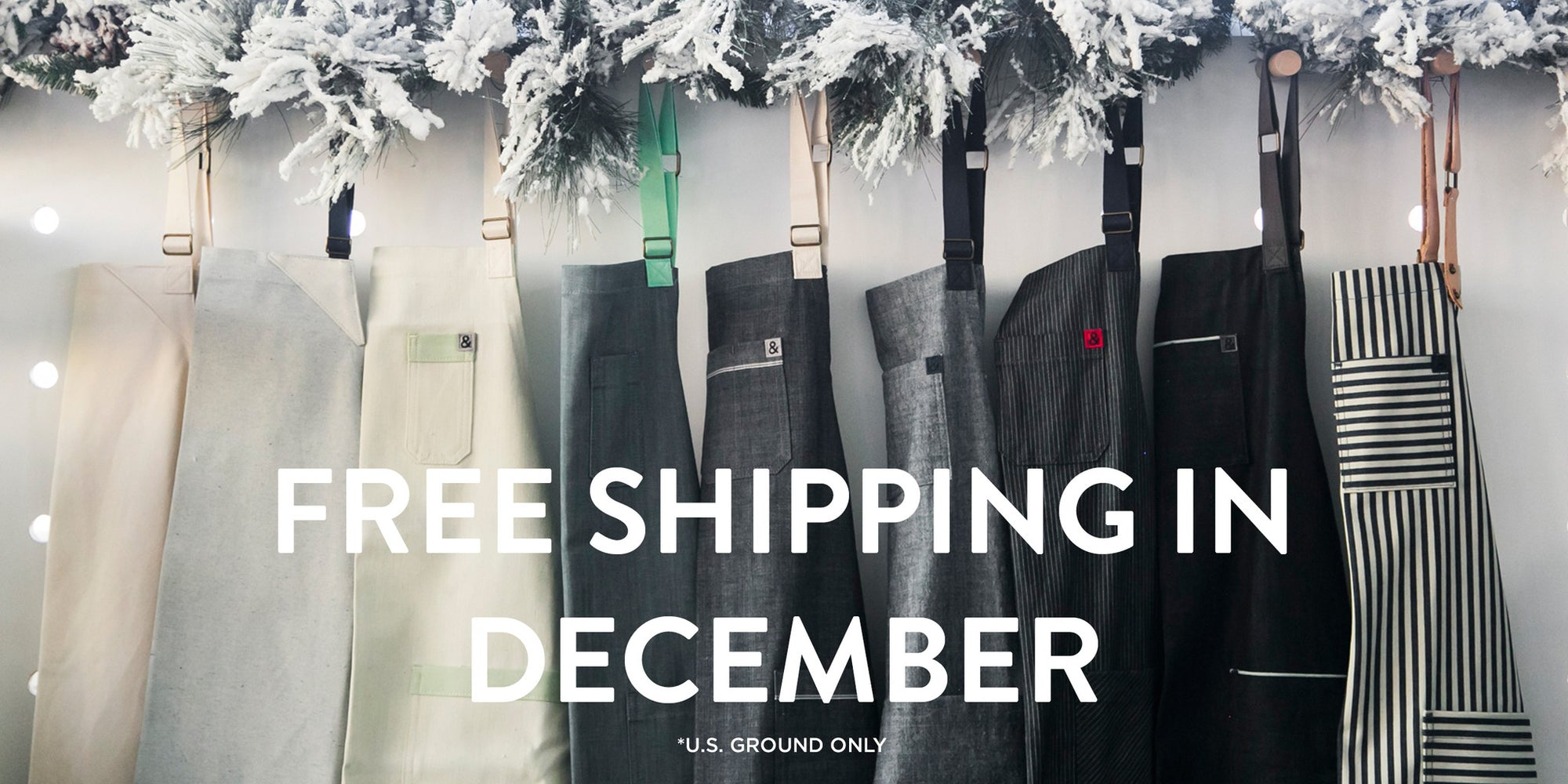 HOLIDAY Shipping Cut OFFS!!!!