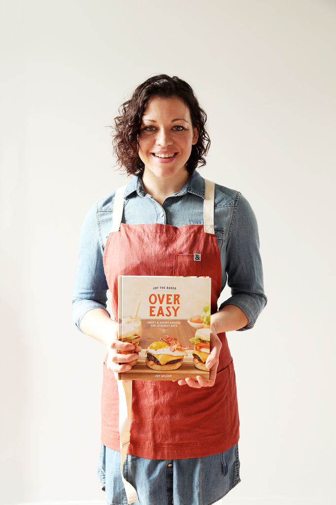 joy the baker over easy cookbook brunch