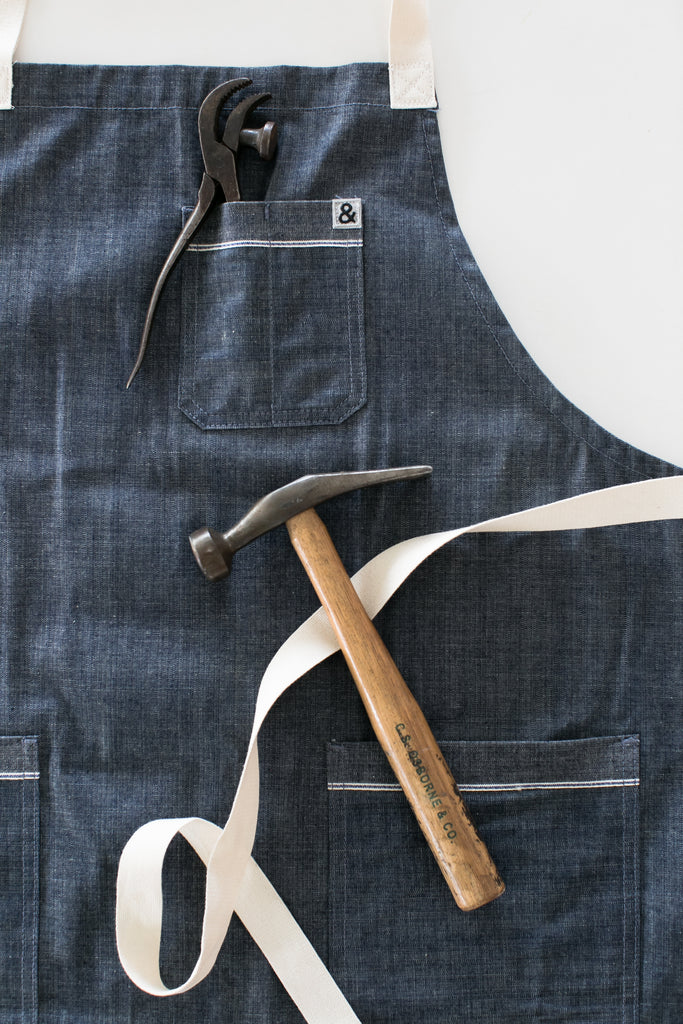 Animal Apron Hedley & Bennett Workwear