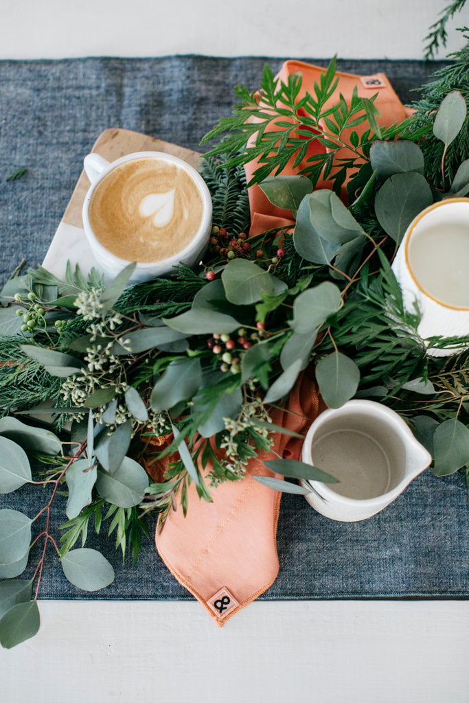 la colombe coffee styling greens